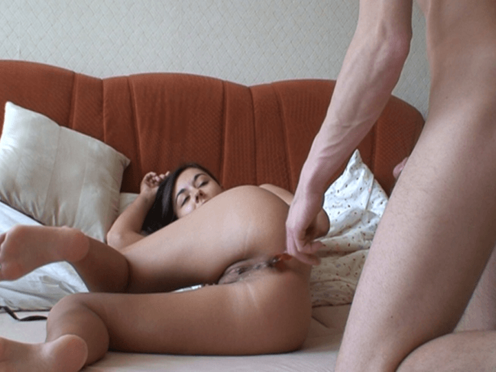 paare privat beim sex freundin anal