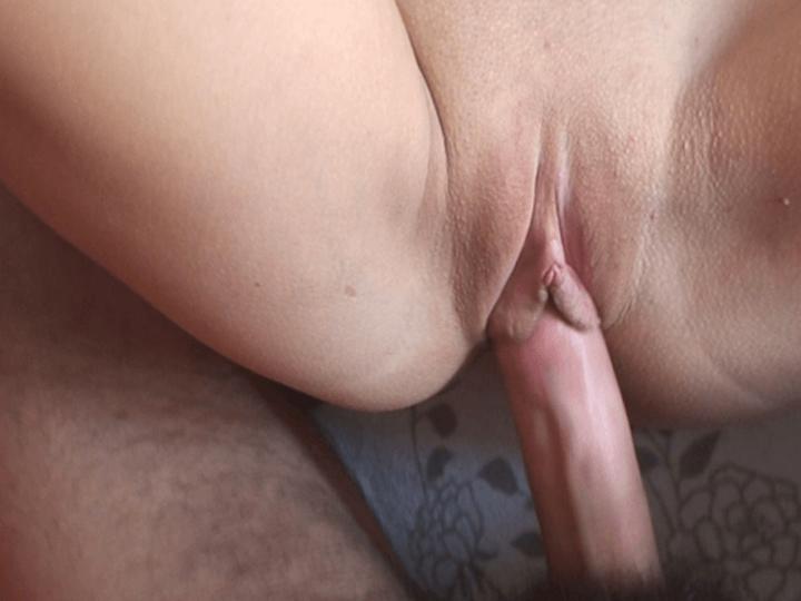 Versautes Ausschnitt aus privaten POV Muschi Porno